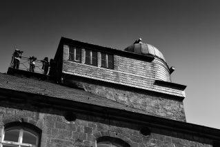 Bild: Die Sternwarte