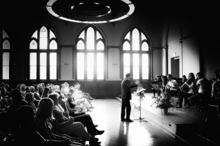 Bild: Bild: Konzert in der Aula