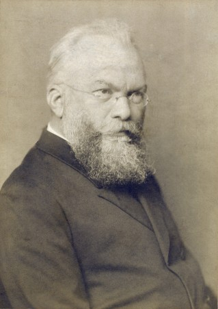 Bild: Karl Lamprecht (al.port. 1869-1874)