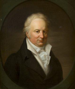 Bild: Karl August Böttiger (Urheber: Von Gerhard von Kügelgen - http://hdl.handle.net/10062/3586, Gemeinfrei, https://commons.wikimedia.org/w/index.php?curid=31775945)